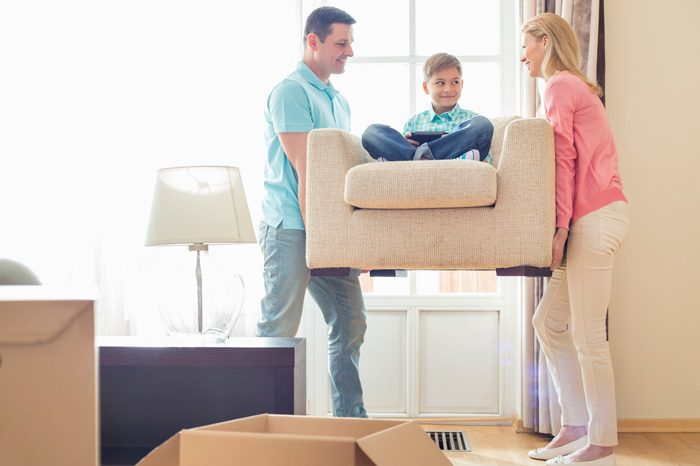 Managing a Move with Kids Underfoot